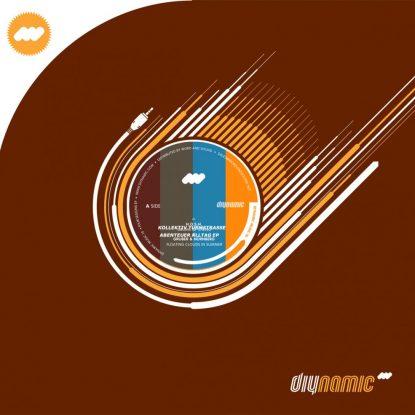 Cover DIY010 - Four Seasons EP