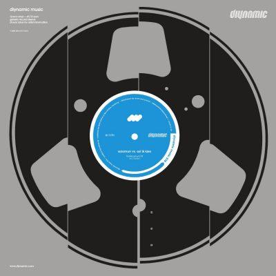 Cover DIY018 - Federgewicht EP