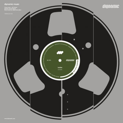 Cover DIY023 - October Nightingale