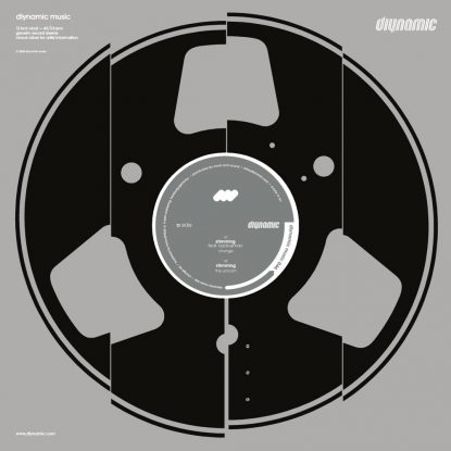 Cover DIY044 - Stimming - Change EP
