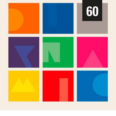 Cover DIY060 - NEON EP (+weißer Balken)