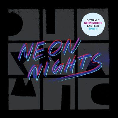 Cover DIY062 - Diynamic Neon Nights