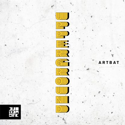 DIY108 - Artbat - Upperground EP - Artwork